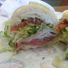 Photo taken at Jersey Mike's Subs by Ken F. on 7/29/2013