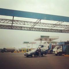 Photo taken at Estación KIO by Jhoon S. on 12/24/2012