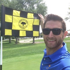 Photo taken at Highland Park Country Club by Zach R. on 8/16/2014