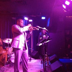Photo taken at The Iridium by Brian L. on 12/1/2012
