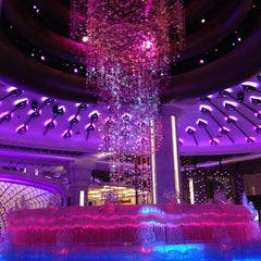 Photo taken at Galaxy Macau 澳門銀河渡假綜合城 by CLovie L. on 3/17/2013