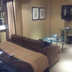 Photo taken at Radisson Blu Edwardian Berkshire Hotel by Andrea M. on 1/18/2013