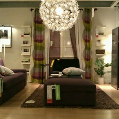 Photo taken at IKEA by Noran E. on 4/18/2012