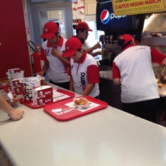 Photo taken at KFC by Guillermo V. on 6/21/2012