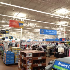 Photo taken at Walmart Supercenter by Chris O. on 3/11/2012