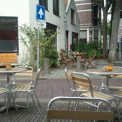 Photo taken at Café de Vijfhoek by Jelle V. on 8/25/2012
