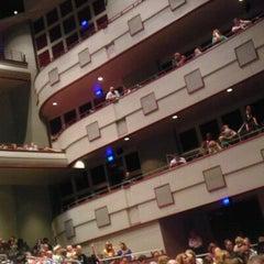 Photo taken at Lied Center by Scott R. on 6/16/2012