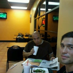 Photo taken at Rivas Mexican Food by Nate H. on 8/31/2012