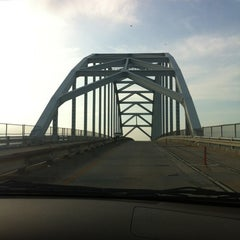 Photo taken at St. Georges Bridge by Noel on 7/14/2012