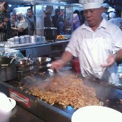 Photo taken at Restoran Nelayan by Faizura R. on 8/11/2012