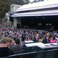 Photo taken at Chastain Park Amphitheater by Jon L. on 8/31/2012