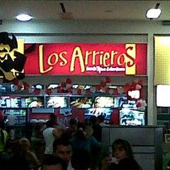 Photo taken at LOS ARRIEROS (Comida Típica Colombiana) by Wilmar F. on 5/28/2012