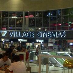 Photo taken at Village World Cinemas by Thanos G. on 7/14/2012