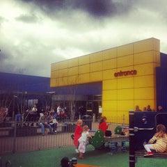 Photo taken at IKEA by Ian M. on 4/7/2012