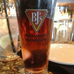 Photo taken at BJ's Restaurant and Brewhouse by Christie M. on 9/8/2012
