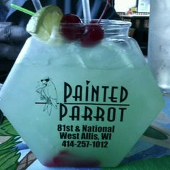 Photo taken at Painted Parrot by Ebony E. on 6/8/2012