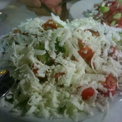 Photo taken at sahara restaurant Best Mediterranean food In Brooklyn NY by Mike S. on 8/23/2012