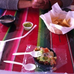 Photo taken at Tacos De Mexicali by Ricardo V. on 5/23/2012