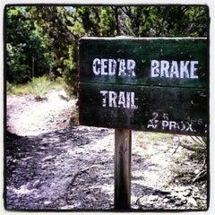 Photo taken at Cedar Ridge Preserve by Steve Z. on 7/1/2012