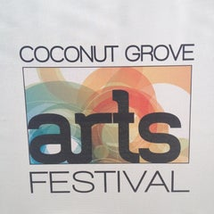 Photo taken at Coconut Grove Arts Festival by Brandon S. on 2/19/2012