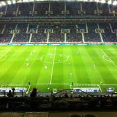 Photo taken at Estádio do Dragão by Pedro R. on 3/10/2012