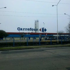 Photo taken at Carrefour by Sergio B. on 8/16/2012