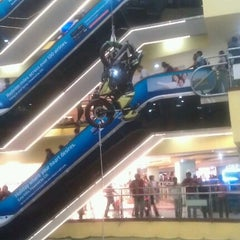 Photo taken at Garuda Mall by Dinesh J. on 7/15/2012