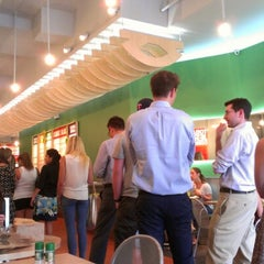 Photo taken at Chop't Creative Salad Company by Elena A. on 8/21/2012