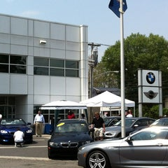 Photo taken at Westchester BMW by Rich W. on 5/26/2012
