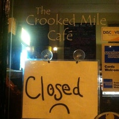 Photo taken at The Crooked Mile by Carissa L. on 3/22/2012