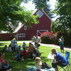 Photo taken at Petersen Barn by Aimee F. on 7/19/2012