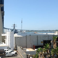 Photo taken at Continental Maritime Of San Diego by LiveFit F. on 9/4/2012