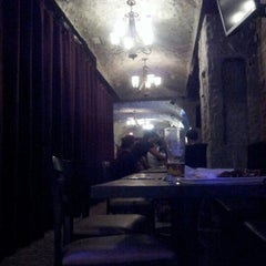 Photo taken at Grotto Lounge by Maria F. on 7/14/2012