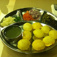 Photo taken at Madras Ananda Bhavan by Renju on 2/18/2012