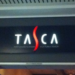 Photo taken at Tasca by Ahmet E. on 4/14/2012