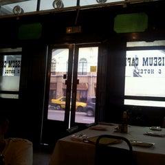 Photo taken at Coliseum Café & Grill by PC C. on 2/12/2012