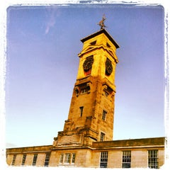 Photo taken at Trent Building by Mark 👻 W. on 9/6/2012