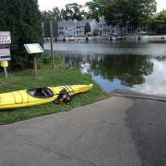 Photo taken at Lake Tichigan by Ned W. on 7/27/2012