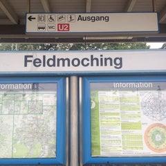 Photo taken at S+U Feldmoching by Florian P. on 9/5/2012