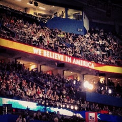 Photo taken at 2012 Republican National Convention by Kenneth Ryan J. on 8/31/2012