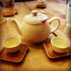 Photo taken at Imperial Tea Court by Stephanie N. on 7/7/2012