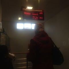 Photo taken at Oficina de empleo de la comunidad de Madrid by Norte on 3/8/2012