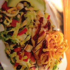 Photo taken at Red Robin Gourmet Burgers by Adam W. on 8/30/2012