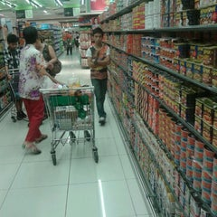 Photo taken at The Landmark Supermarket by Lee Nicol B. on 9/6/2012