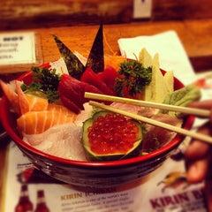 Photo taken at Yuka Japanese Restaurant by Superjonbot on 7/8/2012