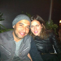 Photo taken at The Living Room at The Standard, New York by Pierre L. on 4/10/2012