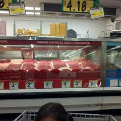 Photo taken at Food 4 Less by Edgar T. on 7/31/2012