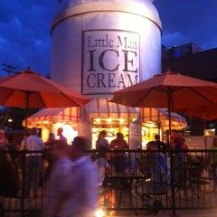 Photo taken at Little Man Ice Cream by Aaron M. on 6/14/2012