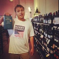Photo taken at Blake Street Wine & Spirits by Mary on 7/30/2012