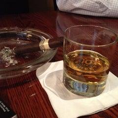 Photo taken at Downing Street Pub & Cigar Bar by David O. on 2/10/2012